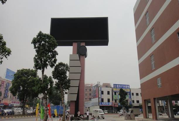Outdoor Full Color P10 LED Display