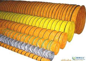 PVC Laminated Fabric for Air Duct