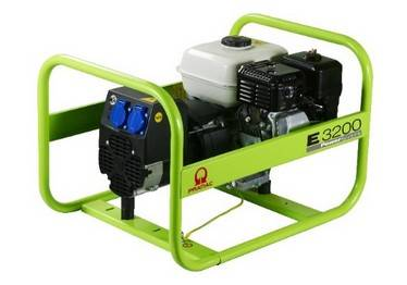 Pramac brand portable high professional energy generation, gasoline generator E3200