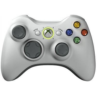 wireless controller for xbox360 video game console