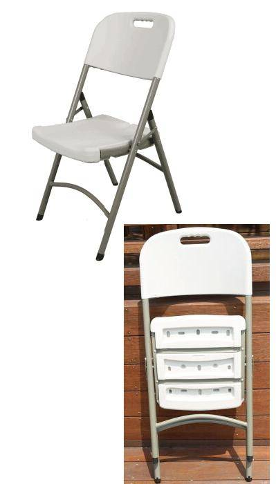 folding chair, hdpe material