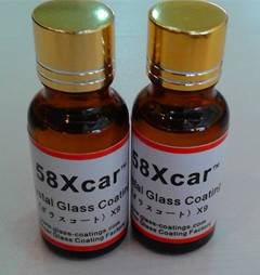 crystal glass coating, car body coating, car surface coating