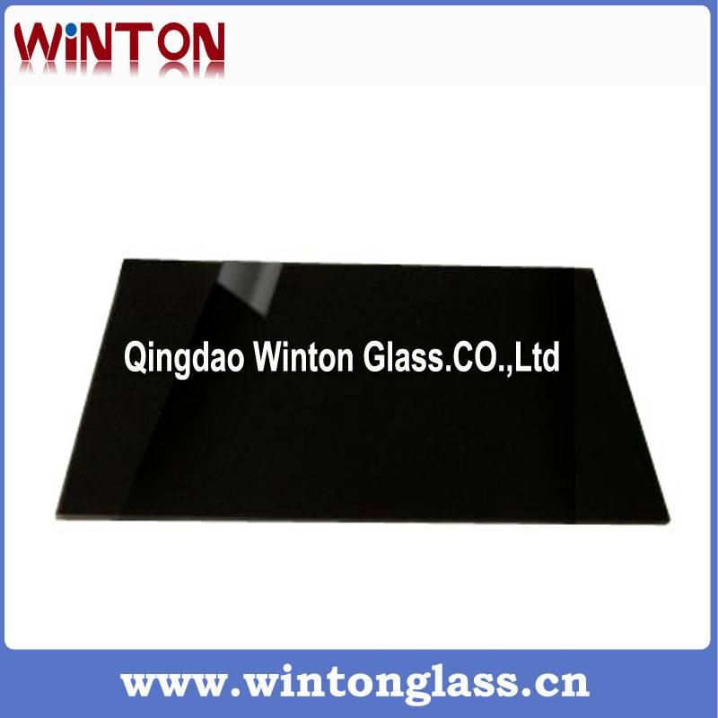 Winton Crystallite Ceramic Furnace Fireplate Firplace glass