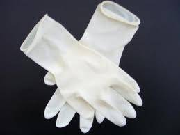 disposable vinyl gloves For sales
