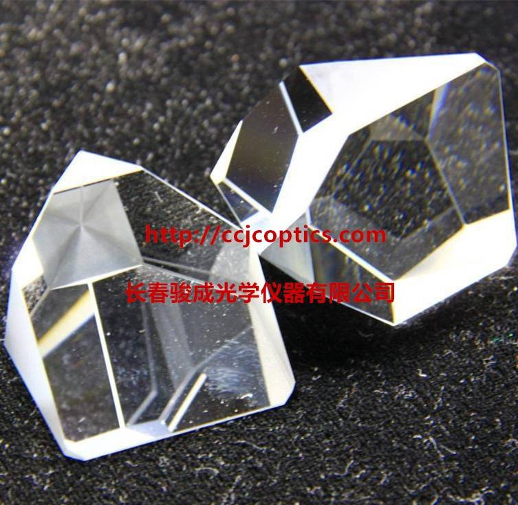 big size high quality optical glass roof prism Schmidt Prisms and half-penta prism