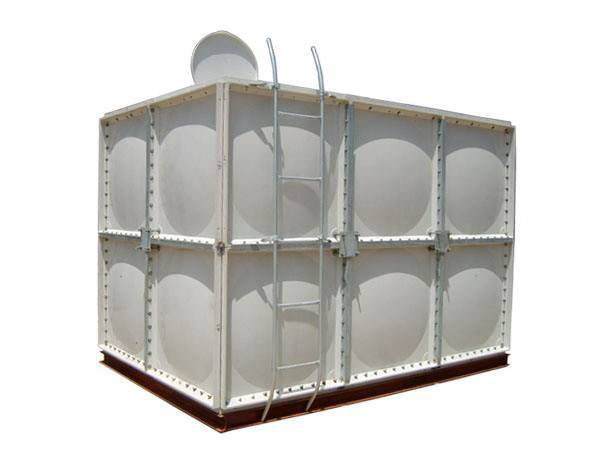 SMC FRP water tank