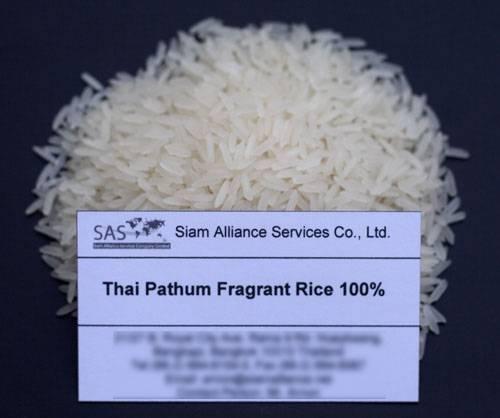 Thai Pathum Fragrant Rice 100%