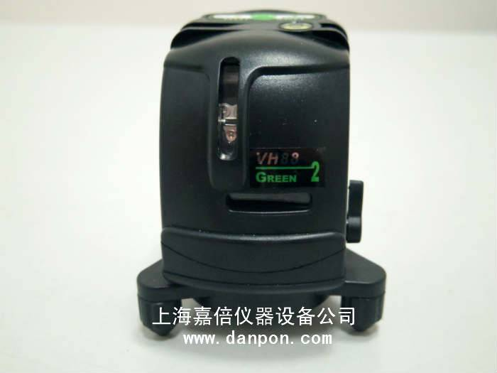 Danpon green beam cross line laser