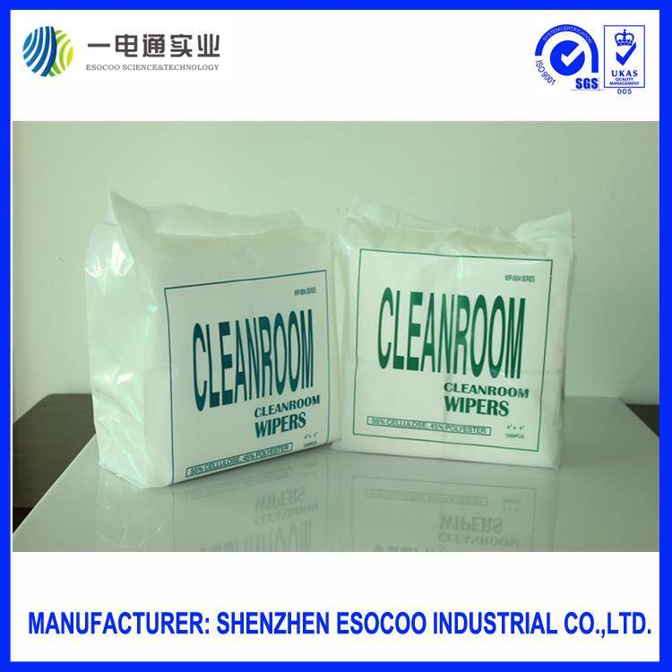 12 inch Cleanroom Cleans Paper