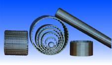 wedge wire screen / v wire filter mesh