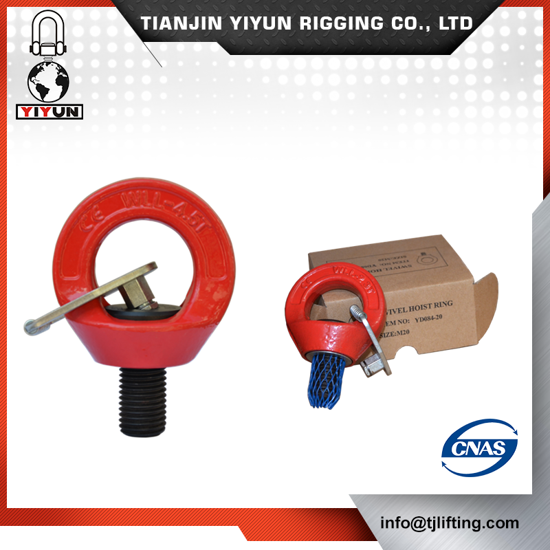 swivel lifting eyes bolt
