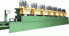 Model CGM600 14-head Continuous Grinding and Polishing Machine