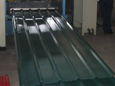 Corrugated Long-span Roofing Sheets Manufacturing Machine For Sale