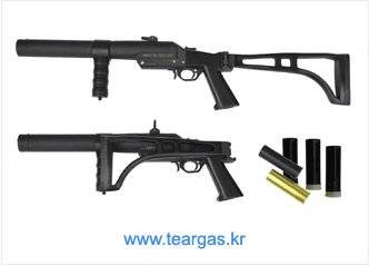 Single Tear Gas Shell Launcher Tear Gas Cartridge Launcher