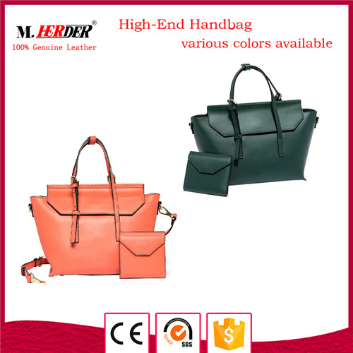 High quality women leather handbag MD9048