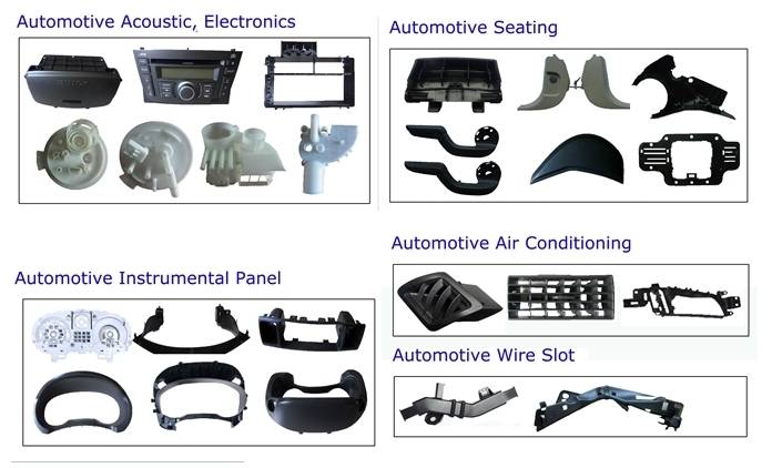 automotive molds supplier
