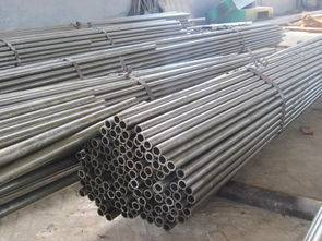 ASTM A519 1541 Gas Cylinder Alloy Steel Pipe