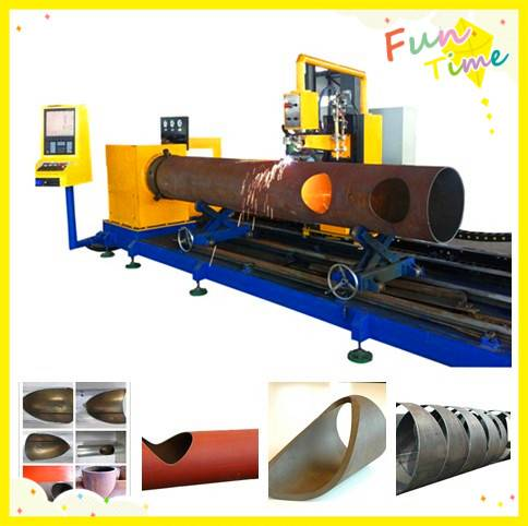 CNC pipe profile plasma cutting machine