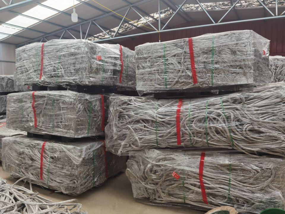 Aluminum scrap/6063 scrap Metal/Aluminum Wire scrap With High Quality