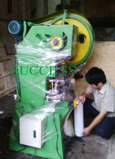 SUCCESS AUTOMATIC CLINCHING CLIPS PUNCHING