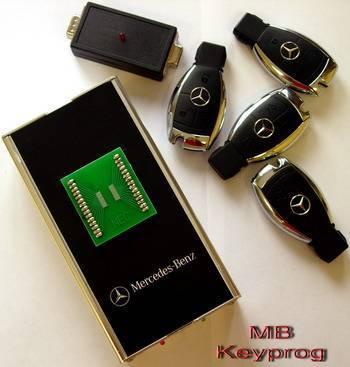 MB NEC key programmer