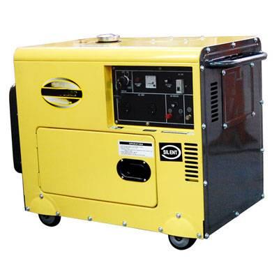 Diesel Generator Set SIN8600J
