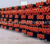 API 5CT J55,K55,N80,L80,Q95,P110,Q125-Oil Well Tube
