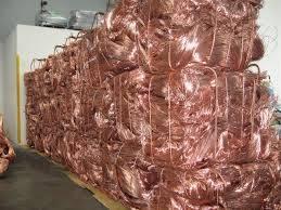99.99% Copper Wire Scraps for sale