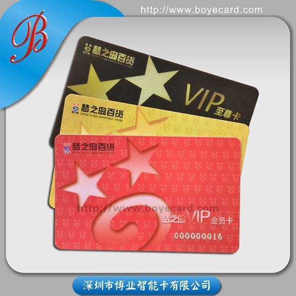 Plastic Card Selling