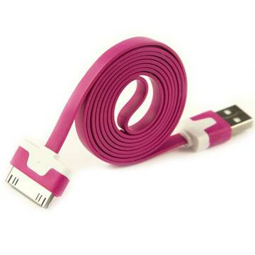 2014 Hot Sales Fashion Flat Hot Sales USB Cable 2.0