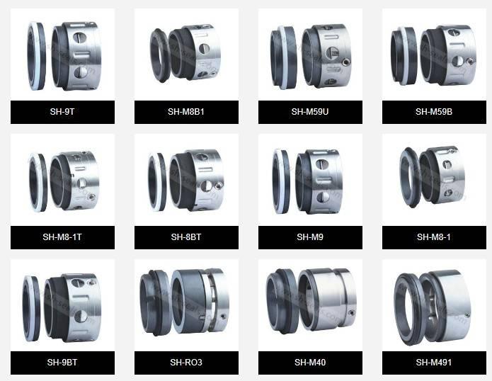 multi-spring mechanical seals