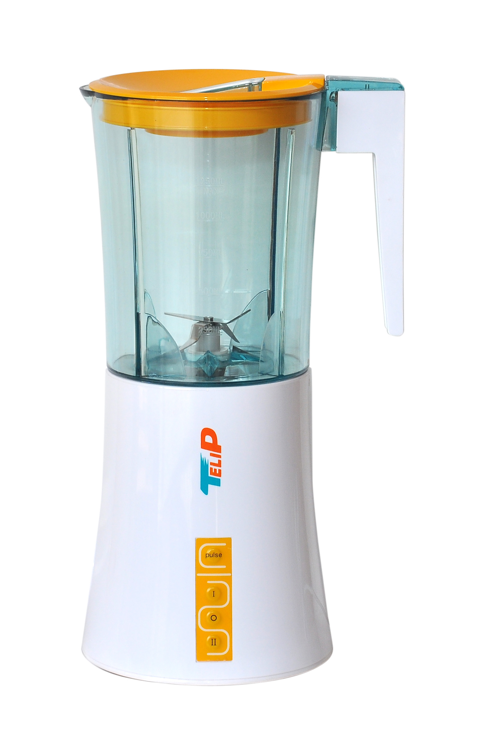 Italy unique design 1250ml powerful blender LED touch panel switch