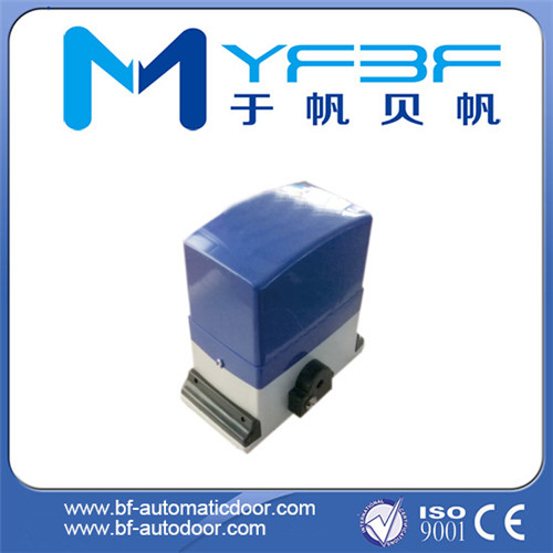 Automatic Sliding Gate Mechanism