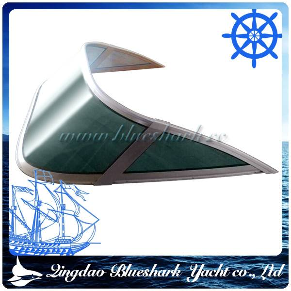 yacht windshield windscreen windows