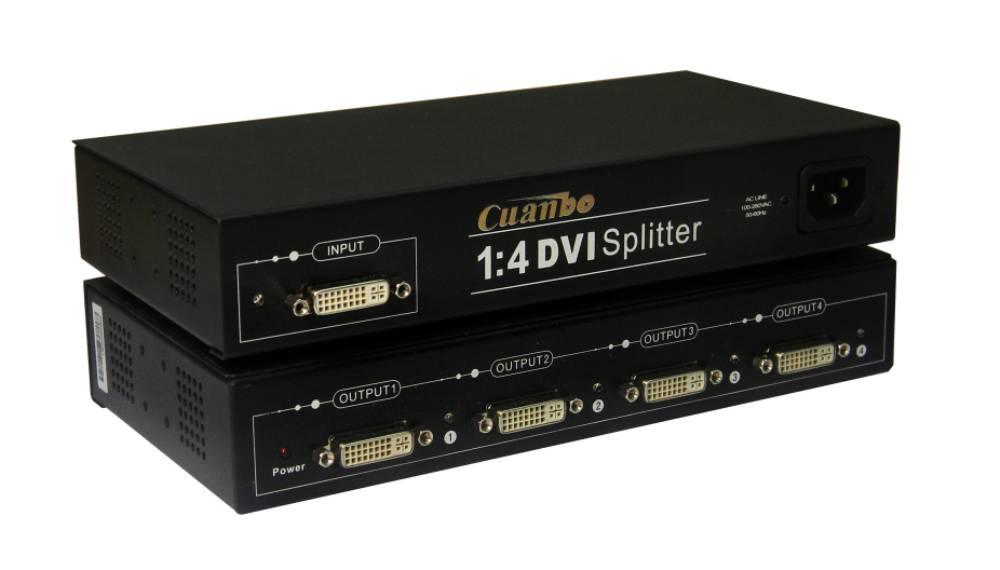 DVI splitter