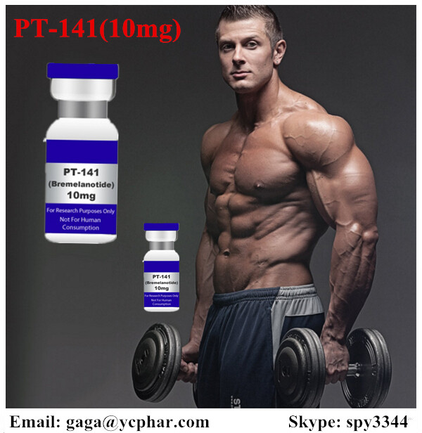 Peptide PT141 (2mg/vial, 10vials/kit) with Factory Price