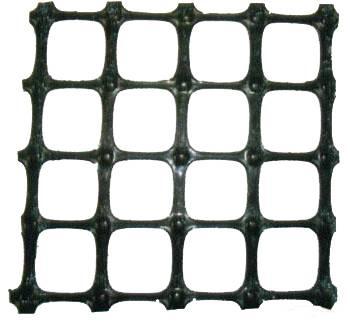 Plastic tensile net