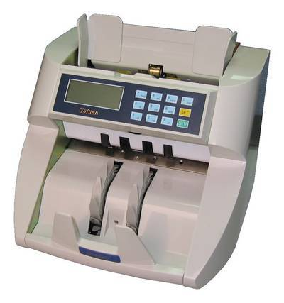 Golden-2000 Multi Currency value Counting Banknote Counter