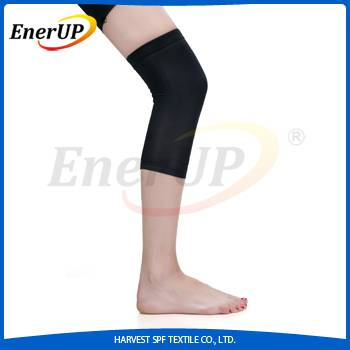Stretch copper knee sleeve