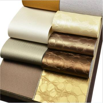 PU Leather Synthetic leather for furniture shoes bags clothing car seat