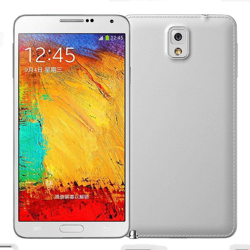 1:1 Note3 N900W Cell phones 5.7 inch Android MTK6582 QuadCore 1GB 4GB IPS 1280720 12MP 3G Air Gest