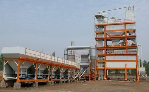 Bitumen Mixing Plant LBJ 2000 (with the production capacity of 160t/h)