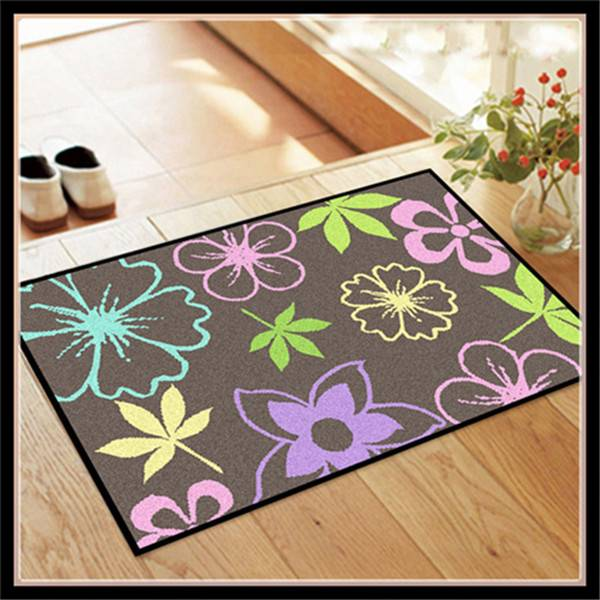 Nylon LOGO printed Door Mat, Floor Mat,Carpet Supplier in China