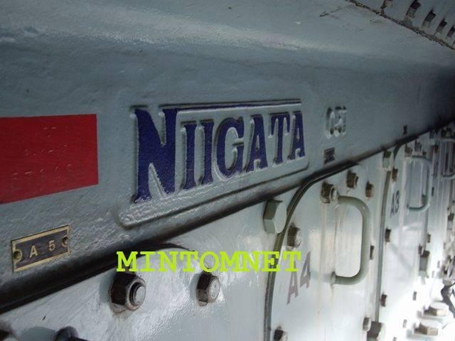 2002 NIIGATA diesel generator 17MW