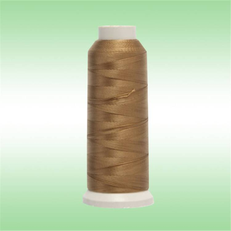 150D/3 polyester embroidery yarn