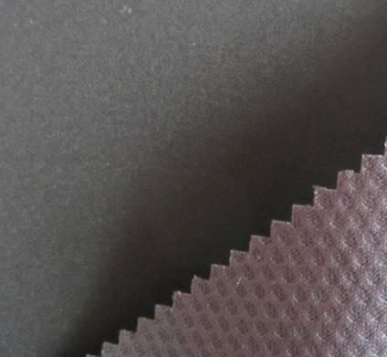 75D plain super mechanical strectch fabric+tpu+kintting jacquard fabric