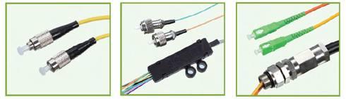 standard optical fiber patch cord