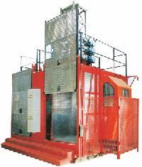 Intermediate Speed Construction Hoist (SCZ200GZ/SCD200GZ)
