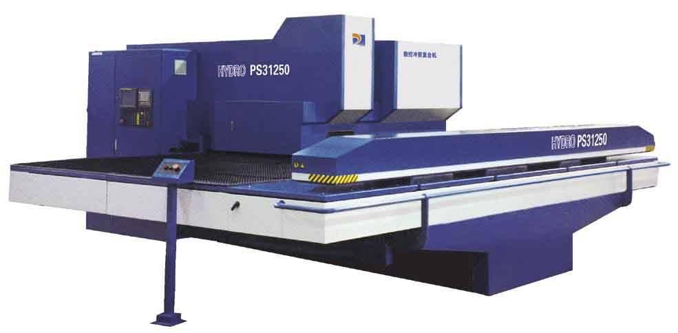 CNC Hydraulic Punch-shear Combined Machine