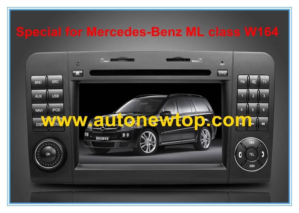 Special for Mercedes-Benz ML class W164